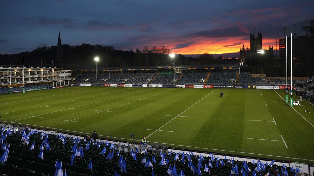 The stadium will be the new home of Premiership team Bath Rugby / Premiership Rugby