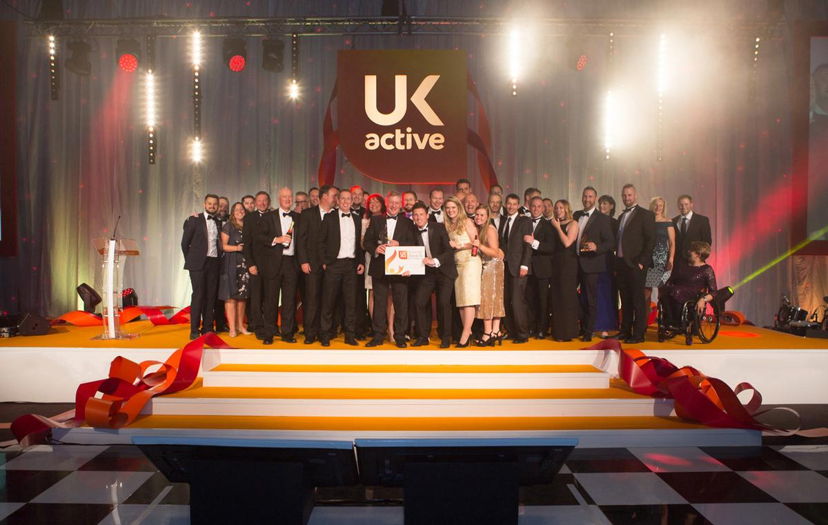 The award night will take place during the Active Uprising event in Manchester on the evening of 21 June / ukactive