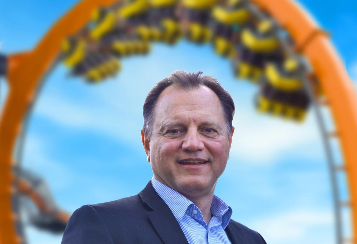 Zimmerman became Cedar Fair CEO on 1 January / Cedar Fair