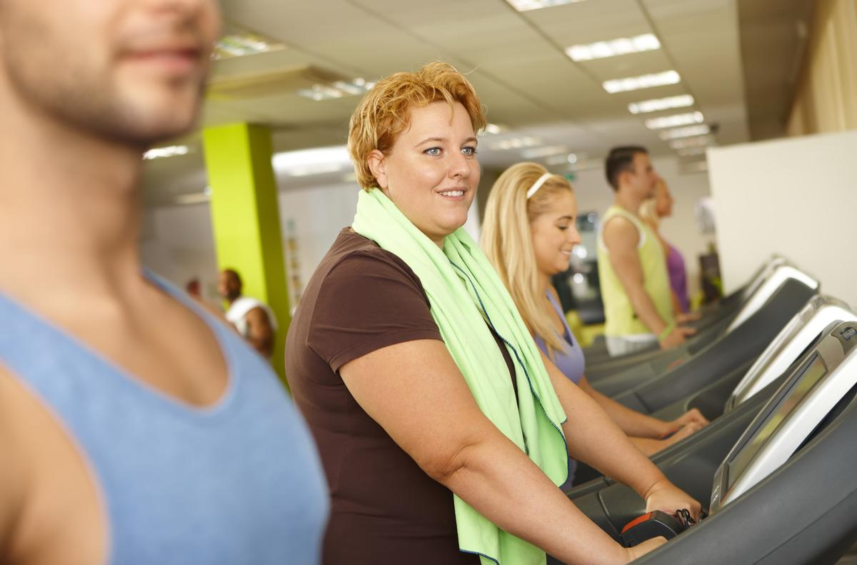 Having GPs prescribe exercise 'on the spot' could help get people more active / Shutterstock