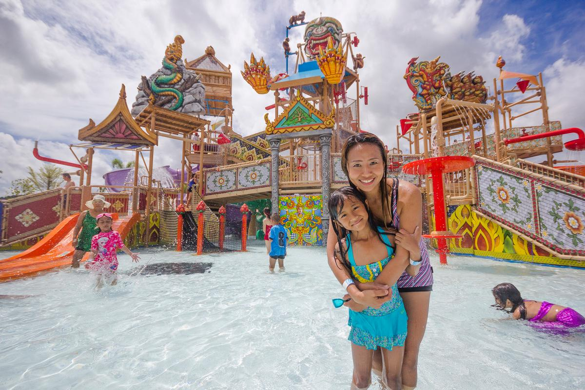 The waterpark has gone from strength-to-strength since opening in 2016