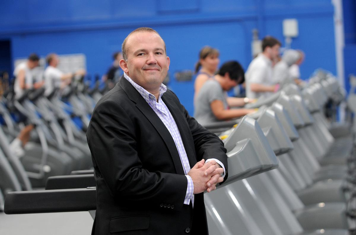 Xercise4Less founder Jon Wright said the growth capital will allow the firm to tap into the growing demand for fitness. / Xercise4Less