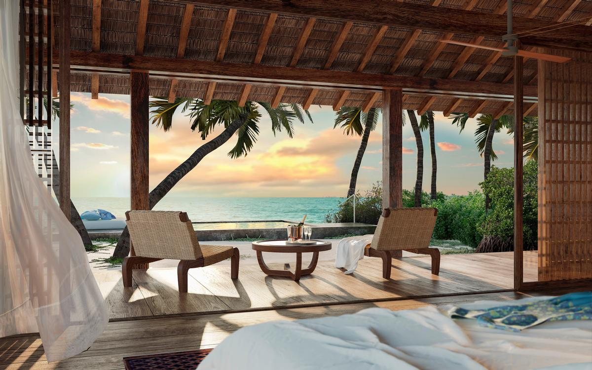 Belize is emerging as a popular destination for hospitality investors and operators / Four Seasons Hotels and Resorts