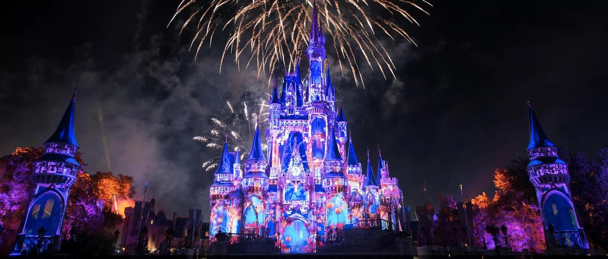 Disney saw a 6.8 per cent increase in visitors – up to 150 million in 2017 from 140.4 million in the previous year
