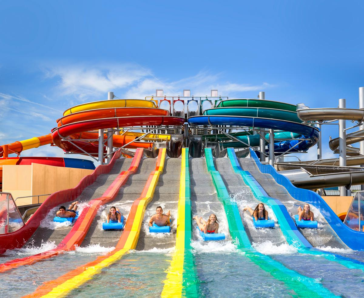 Therme Erding is Europe's most visited waterpark