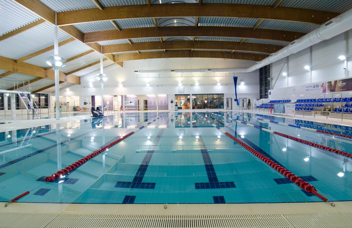 The deal will see Everyone Active operate the Tudor Grange Leisure Centre / Everyone Active