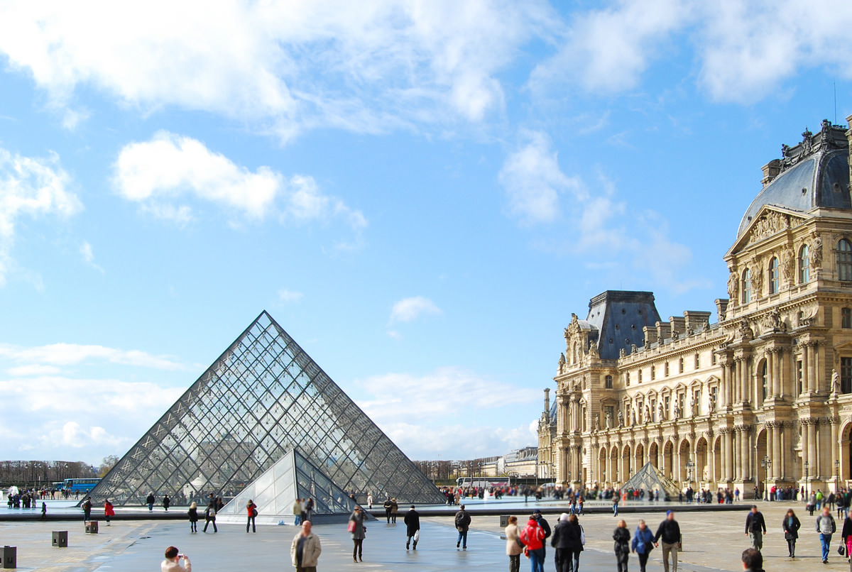 The Louvre enjoyed a 9.5 per cent increase in visitor numbers, rising by 500,000 visitors to 8.1 million / Shutterstock.com