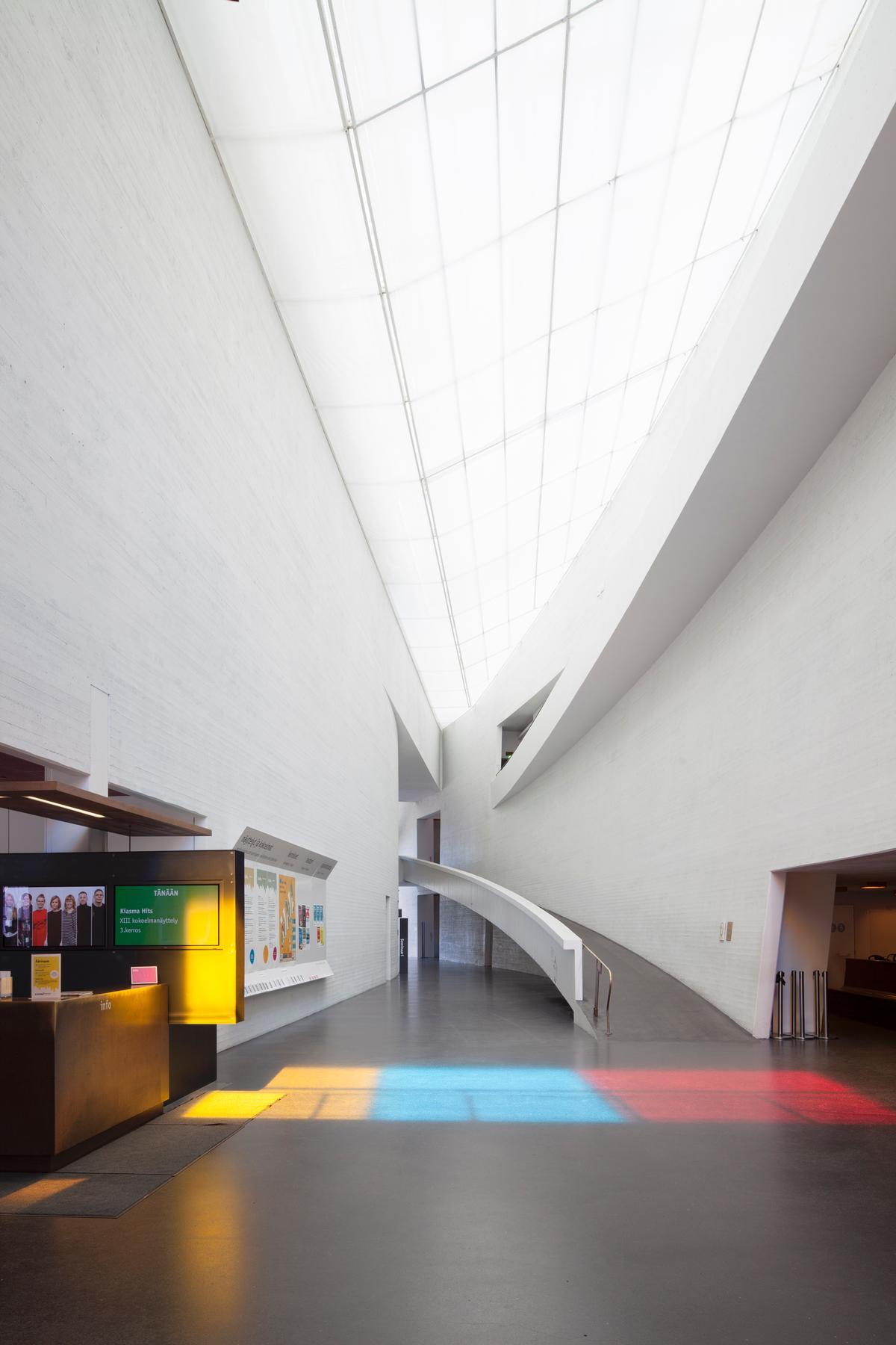 Kiasma Museum of Contemporary Art Helsink