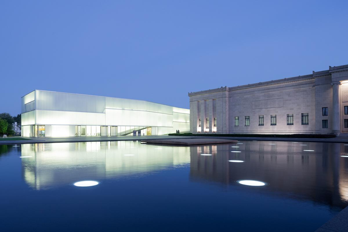 The Nelson-Atkins Museum of Art Kansas City