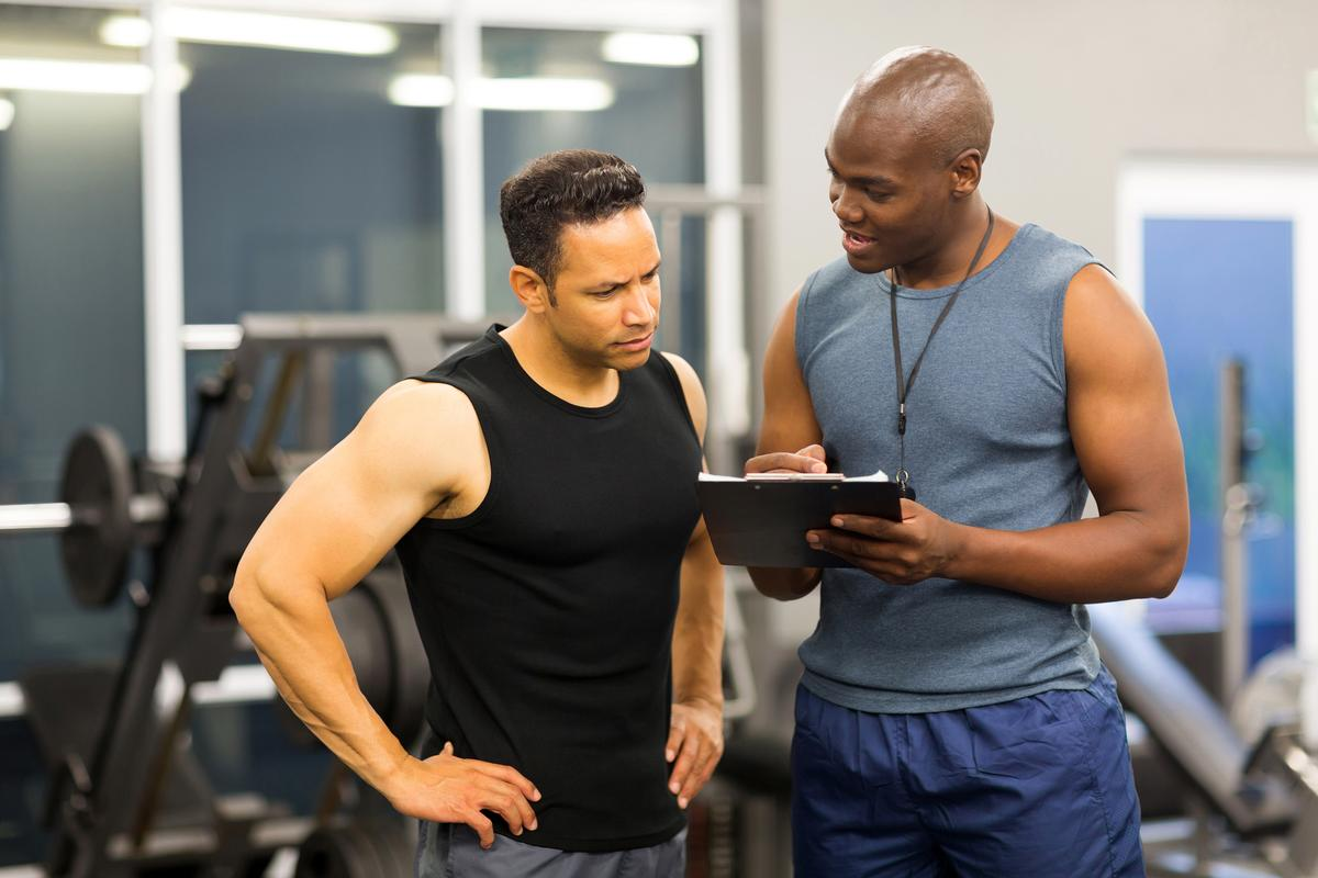 The CIMSPA-accredited qualifications include the YMCA Level 3 Diploma in Personal Training / Shutterstock