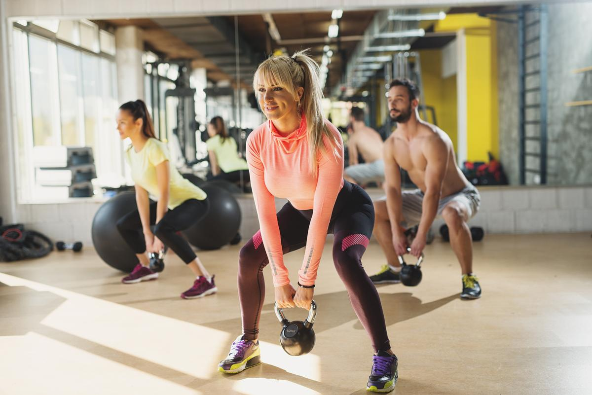 AFS is the membership organisation for the US' thriving fitness studio sector / Shutterstock