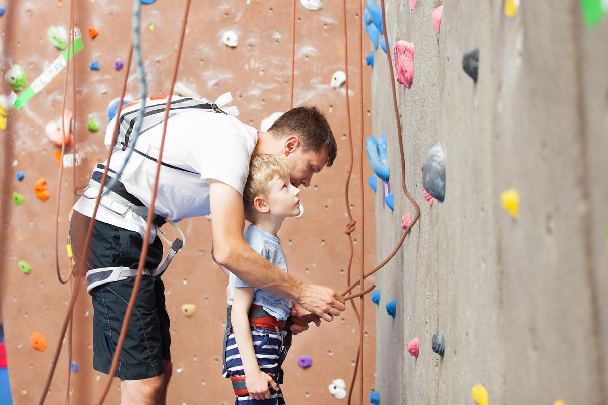The funding will focus on getting entire families more physically active / Shutterstock