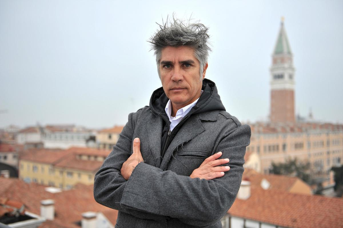 Two years ago, Aravena's Biennale, themed 'Reporting from the Front', considered major challenges facing the built environment / AP Photo/Luigi Costantini