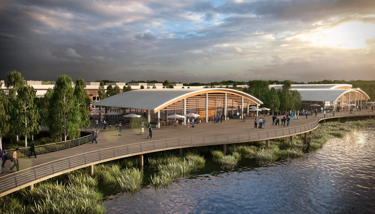 Rushden lakes leisure development given approval by uk secretary the plans include the creation of a number of different leisure offerings lxb properties malvernweather Images