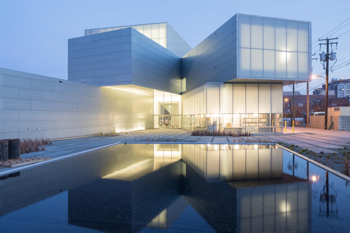 The Institute of Contemporary Art Virginia