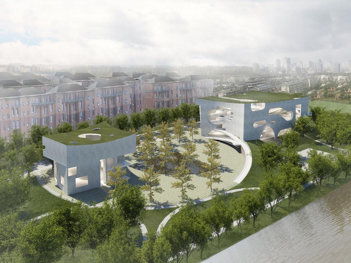 Shanghai Cofco Cultural & Health Center