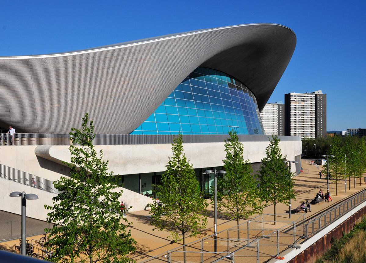 The event will include a tour of the London Olympic Park