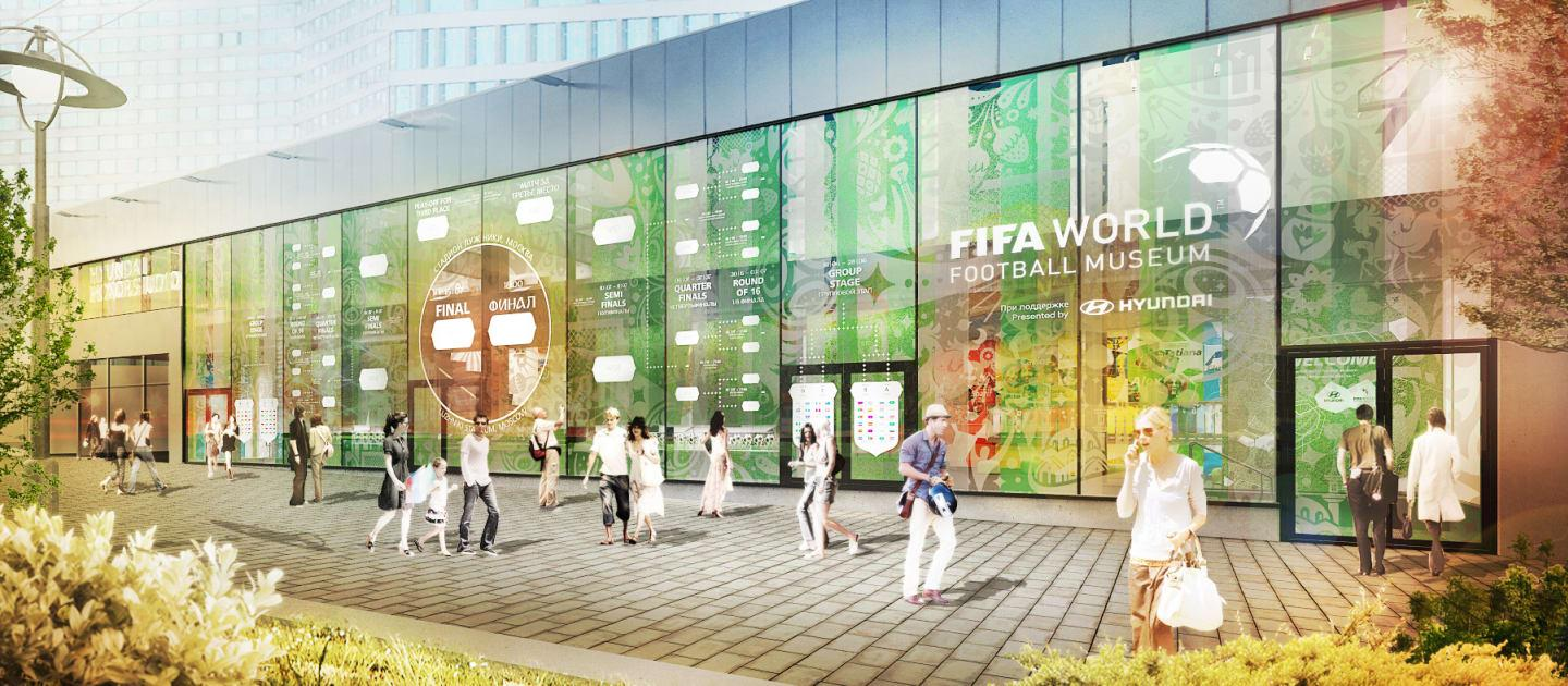 FIFA World Football Museum comes to Moscow with major exhibition to celebrate World Cup