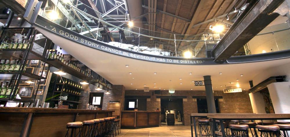 The larger, more social and more modern JJ's Bar
