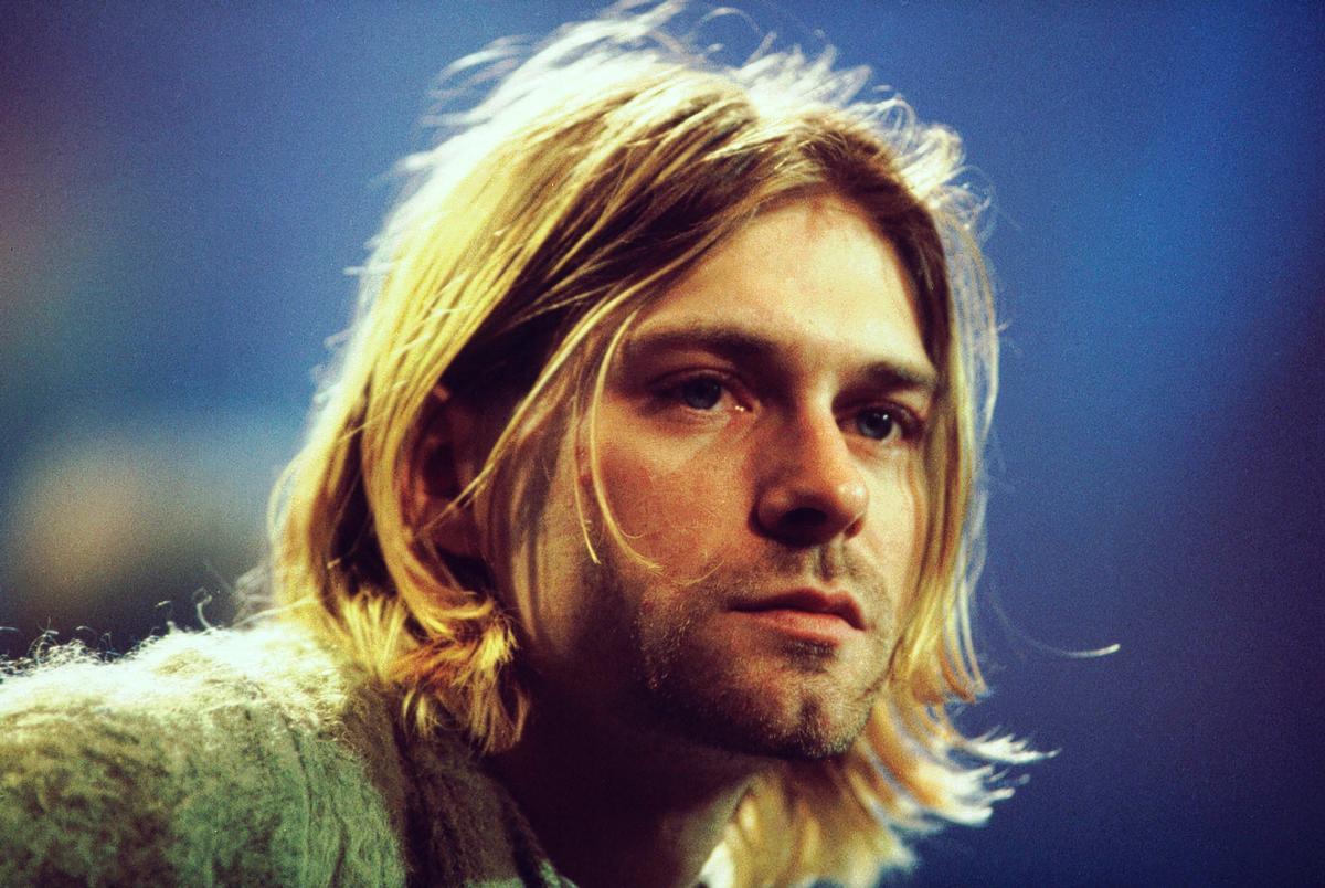 Kurt Cobain lived in Aberdeen as a child / Flickr.com