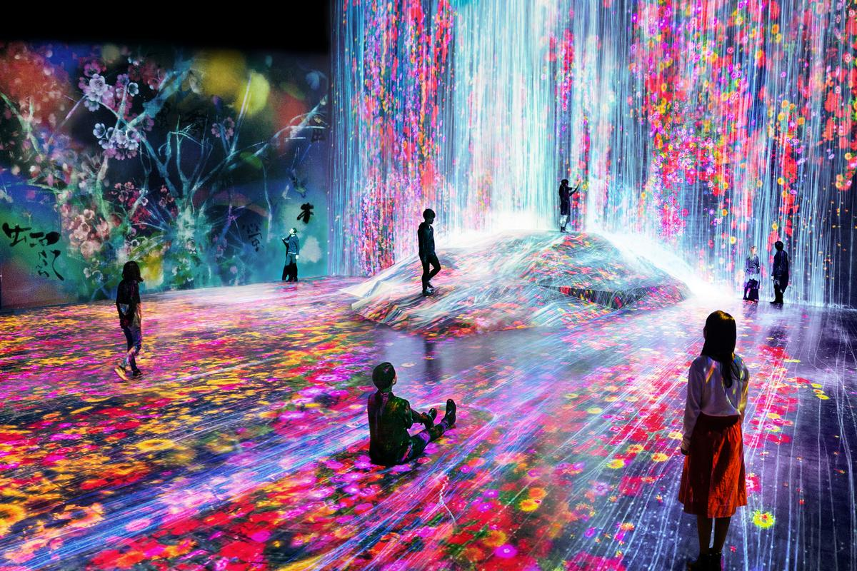 World's first 'digital-only art museum' set to wow in Tokyo