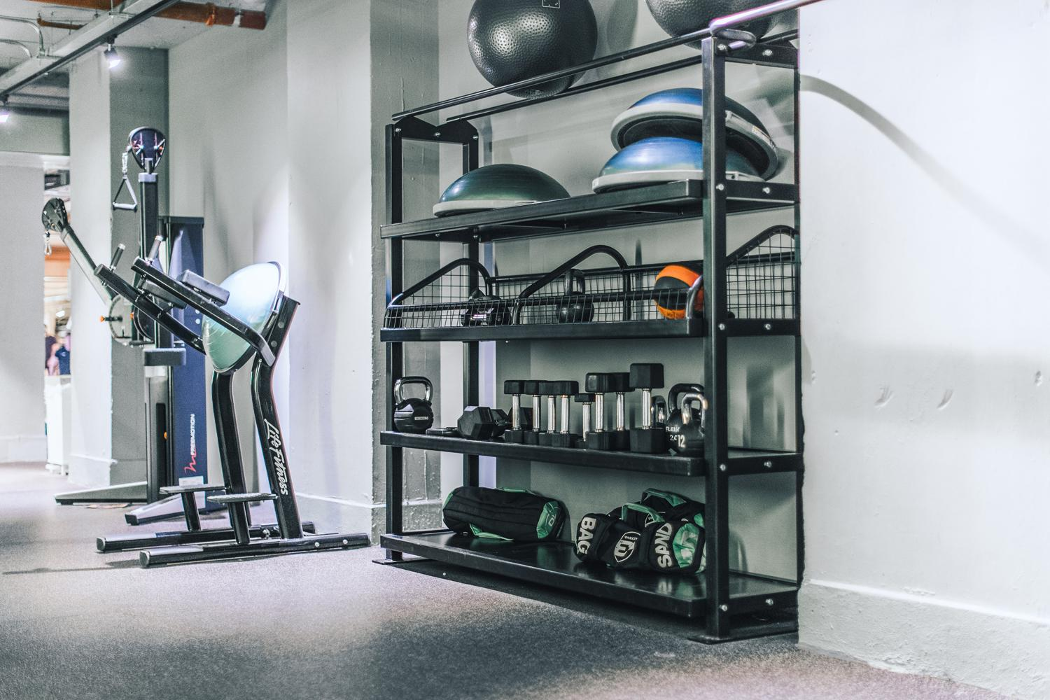 EXF work closely with clients to develop custom storage solutions
