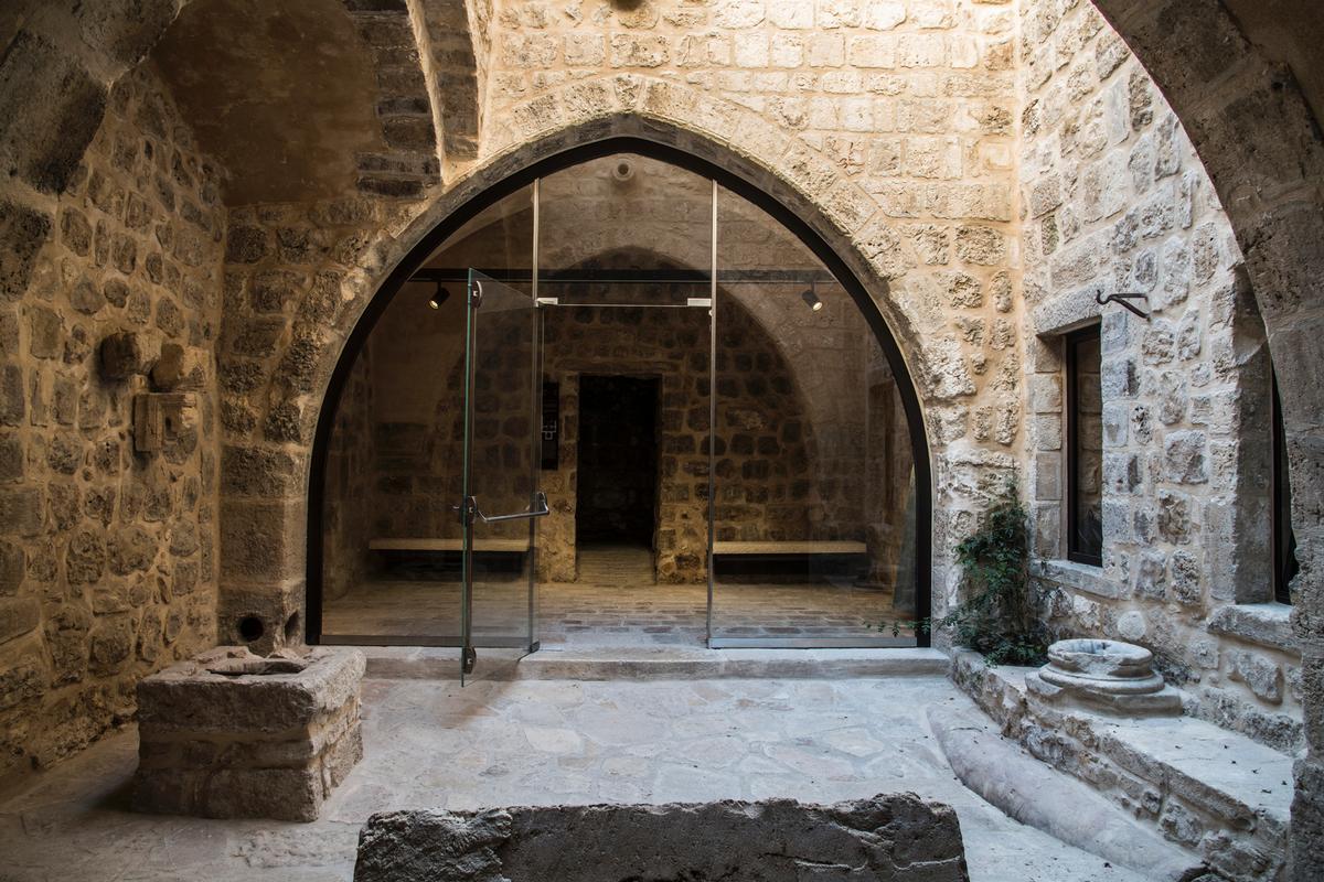 Alongside this renovation Terra Sancta Museum has produced a new app for museum tours / Neve Gasparo