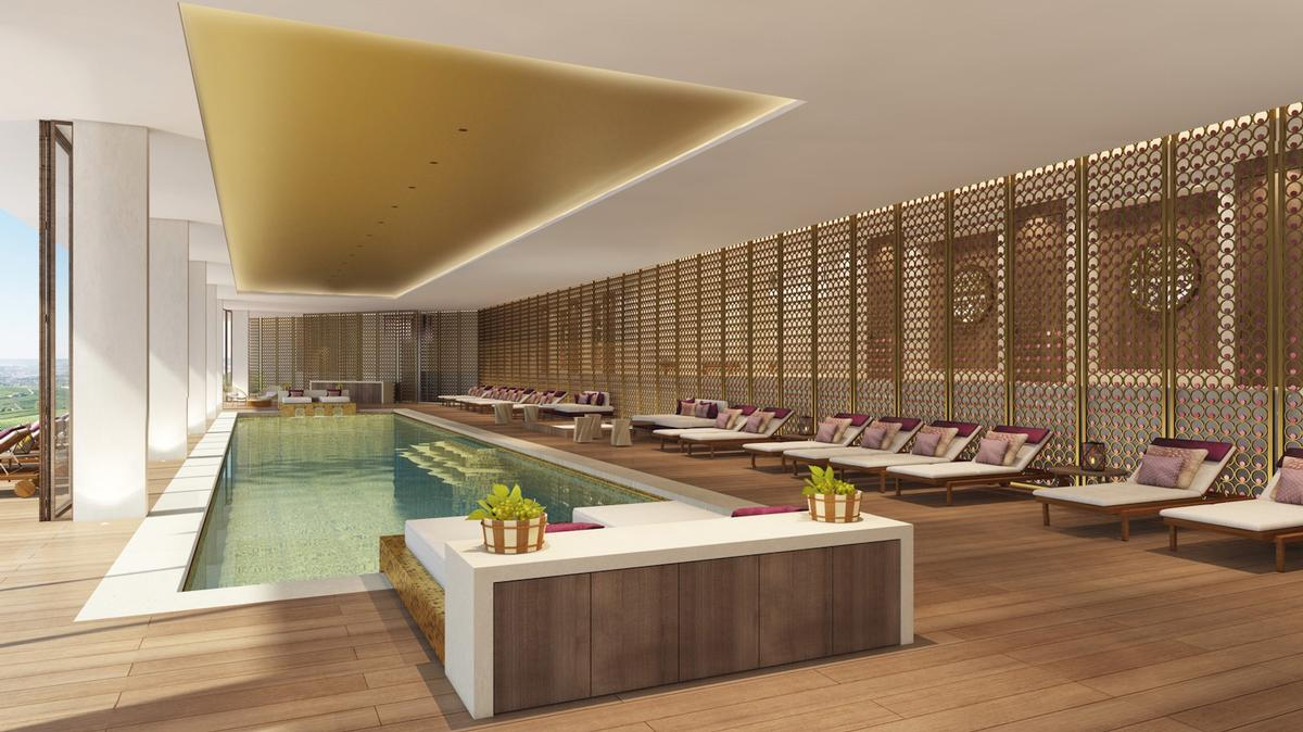 Reimagining A Wine Country Retreat Royal Champagne Hotel Spa