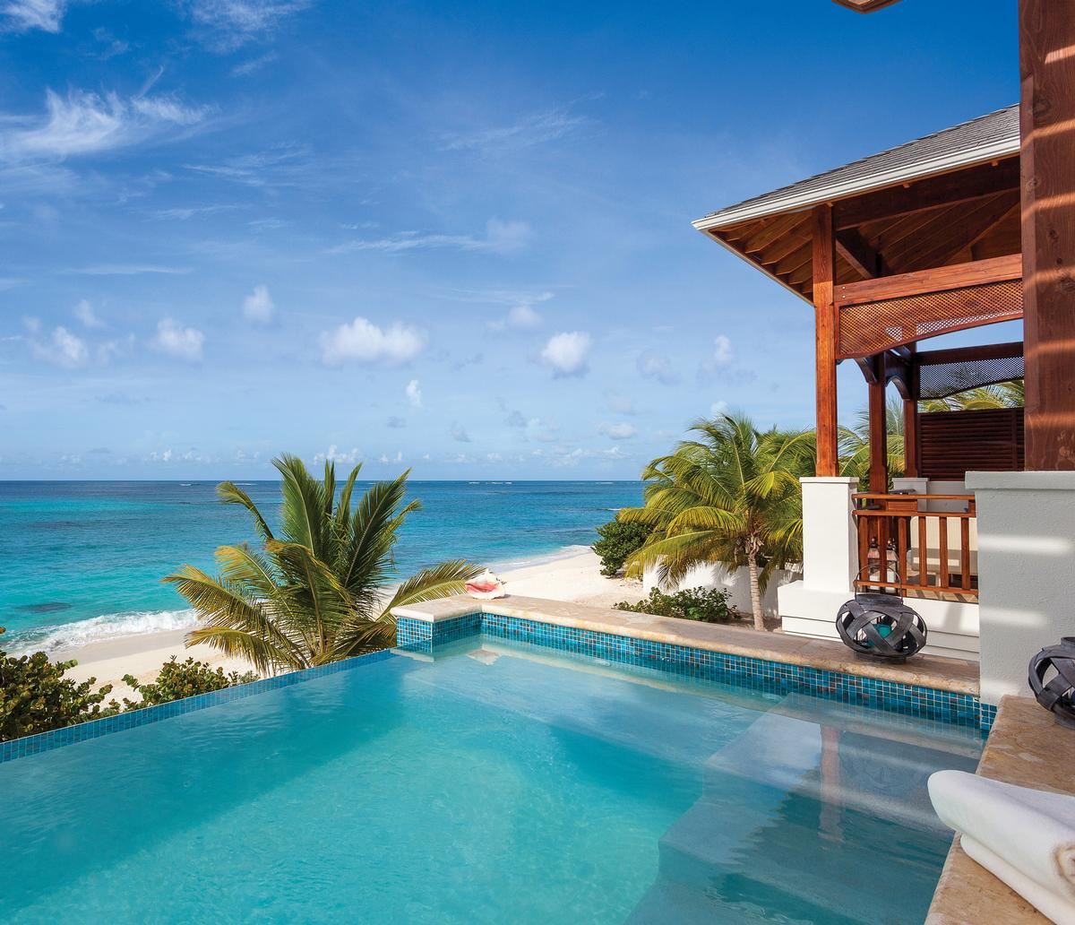 The Zemi Beach House is set to open in Anguilla in January 2016 / thierrydehove-zemi-beach