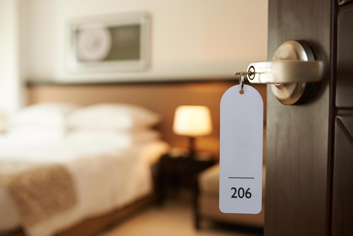 Occupancy reached 77 per cent in Northern Ireland hotels in 2017 / Shutterstock