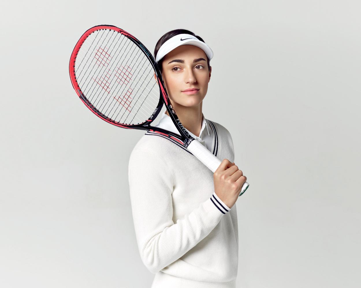 Pro-tennis player Caroline Garcia has been named as Sothys brand ambassador for its Athletics line