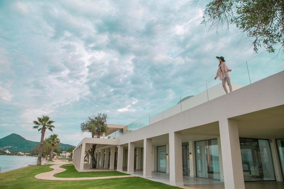 The adult-only resort will offer 113 rooms, suites and villas that have been reimagined by Kristina Zanic Design Consultants