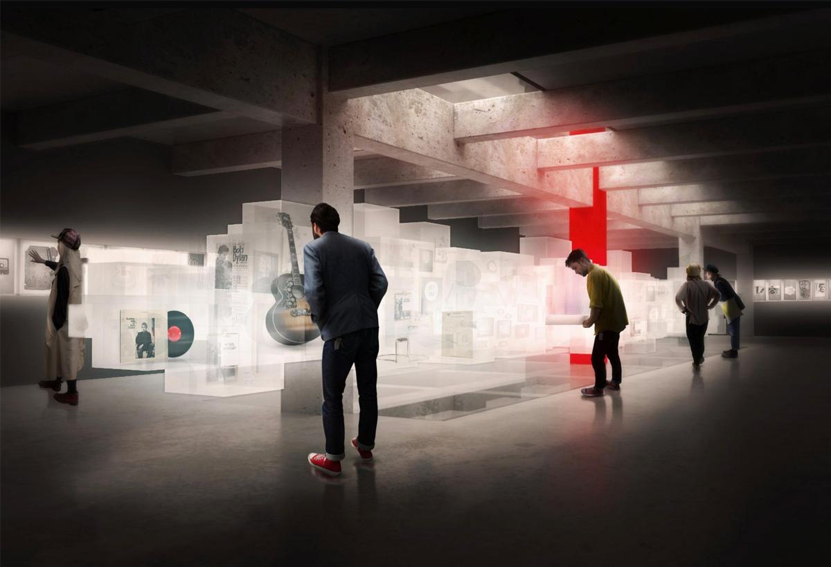 The Centre is set to open in Oklahoma in 2021 / Olson Kundig