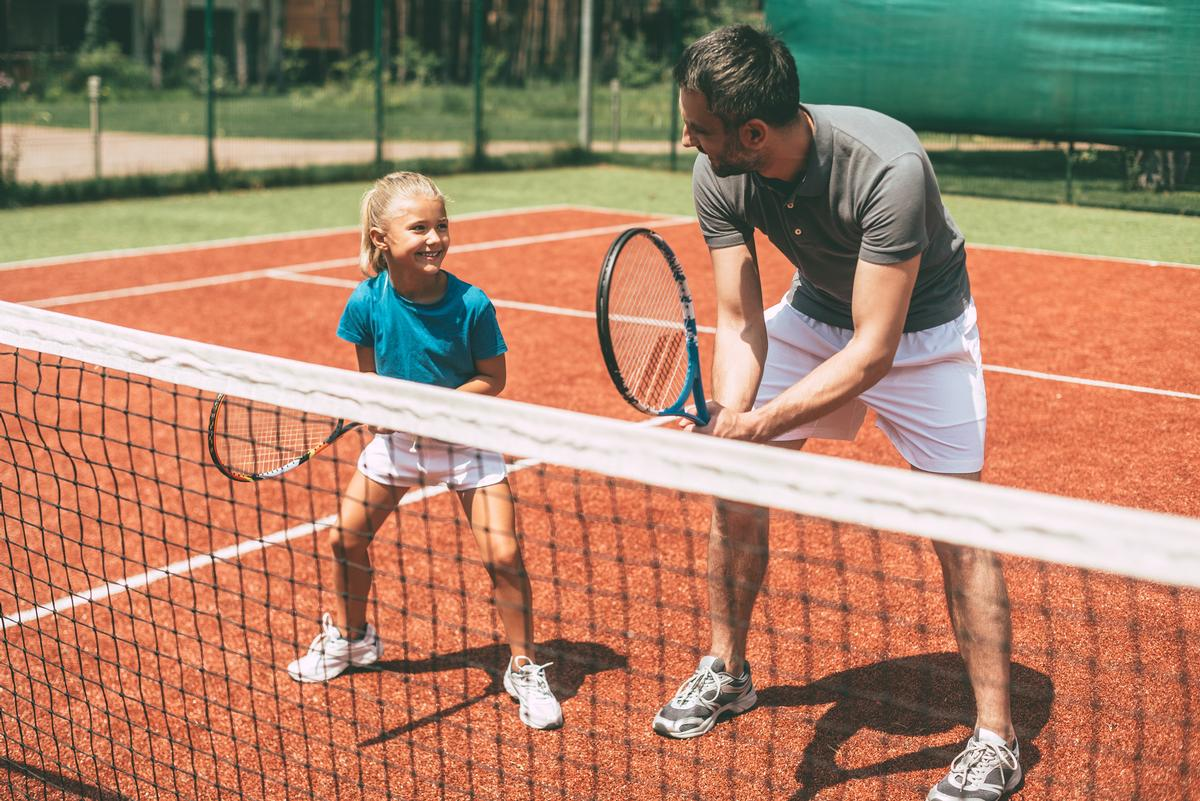 The campaign was launched on the back of a study which showed that 86 per cent of UK adults think that parents should take more responsibility to get their child active