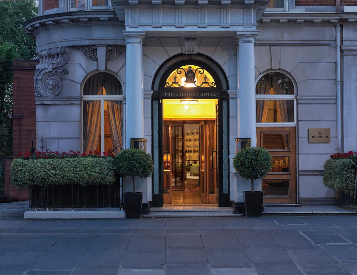 The Belmond Hotel Cadogan in Chelsea, London is scheduled to reopen this year