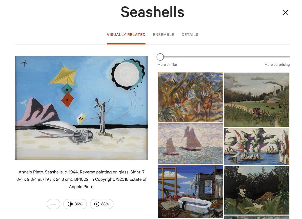 Barnes Foundation uses intelligent machines to offer new ...