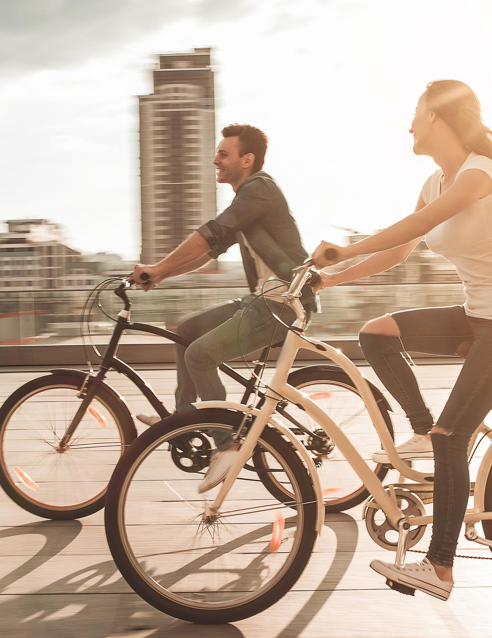 Urban design can take the lead to create places that benefit citizens' health / shutterstock
