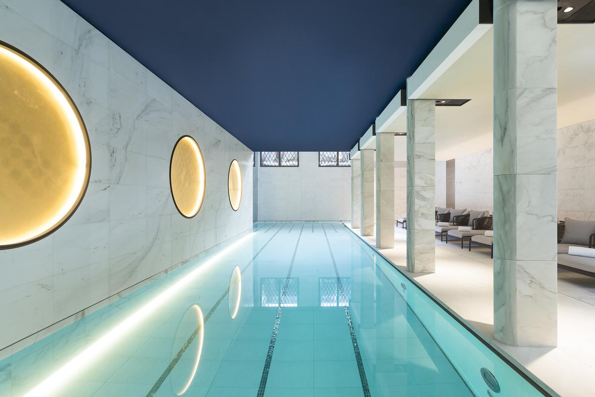 Now owned by Set Hotels, the Hotel Lutetia now features a new Spa Akasha with a holistic approach based on four elements