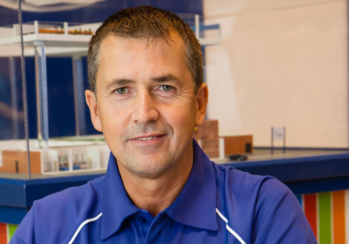 Ormerod oversaw Pulse's roll-out of nine soccer facilities throughout the UK