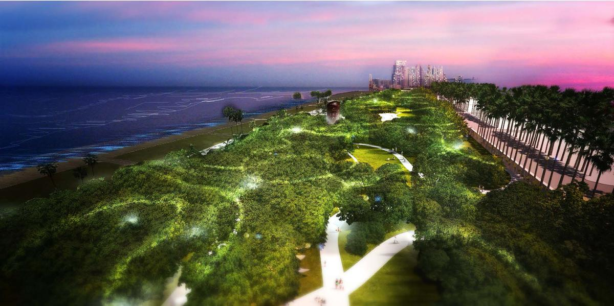 Renzo Piano's first US residential project offers 35-acre public park