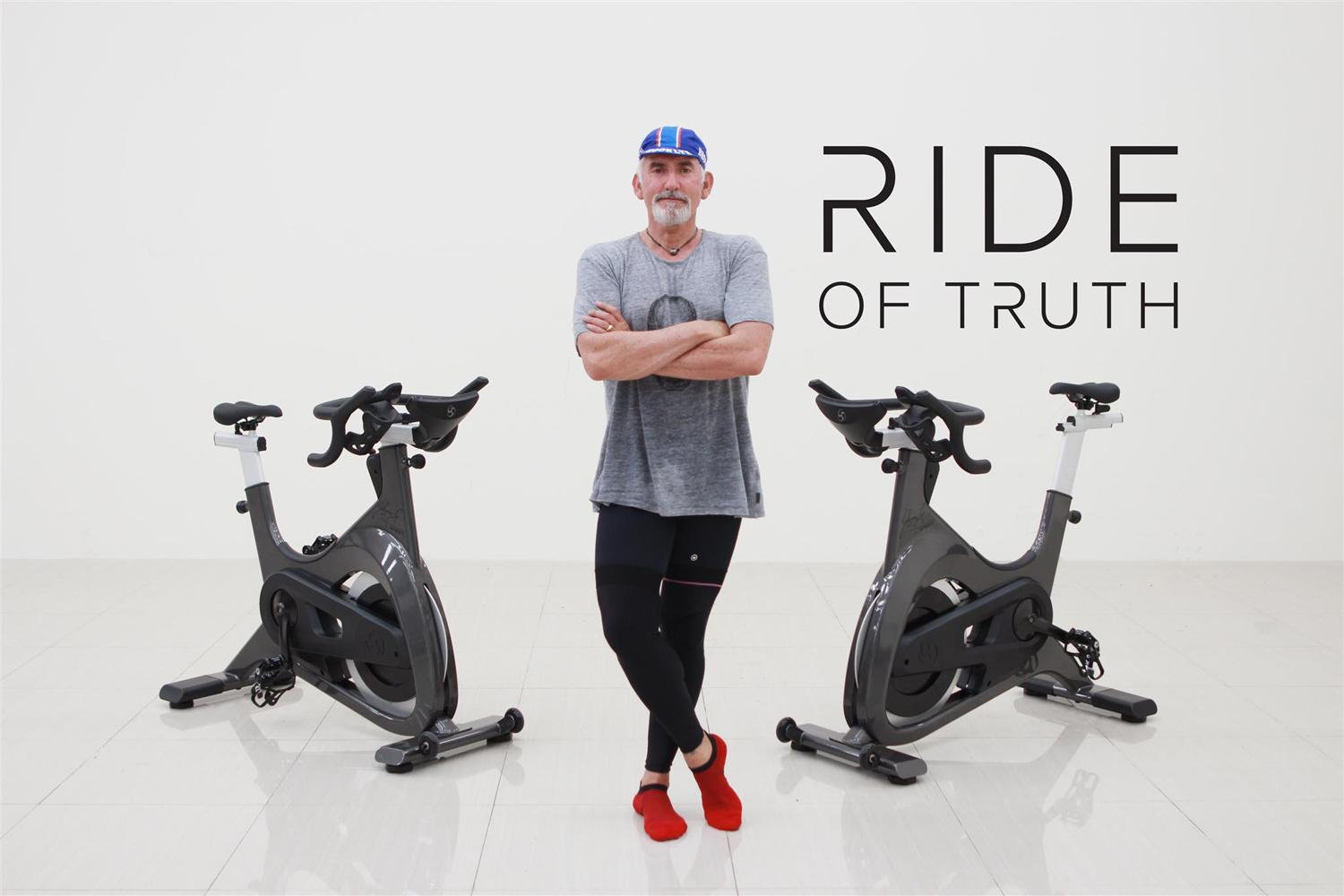 Ride of Truth offers riders the opportunity to attend a five-hour event encompassing lectures, workshops and participation in various cycling training methodologies