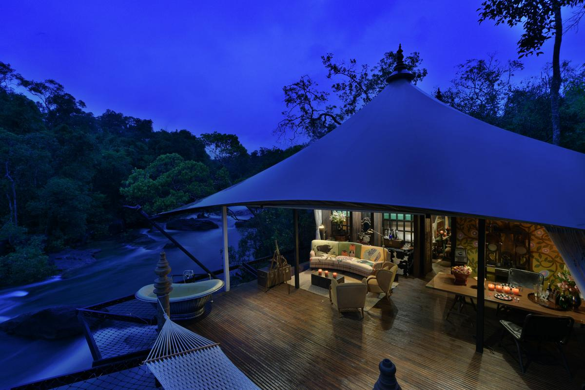 The eagerly awaited Bill Bensley glamping resort, Bensley Collection – Shinta Mani Wild, will open on 1 November 2018