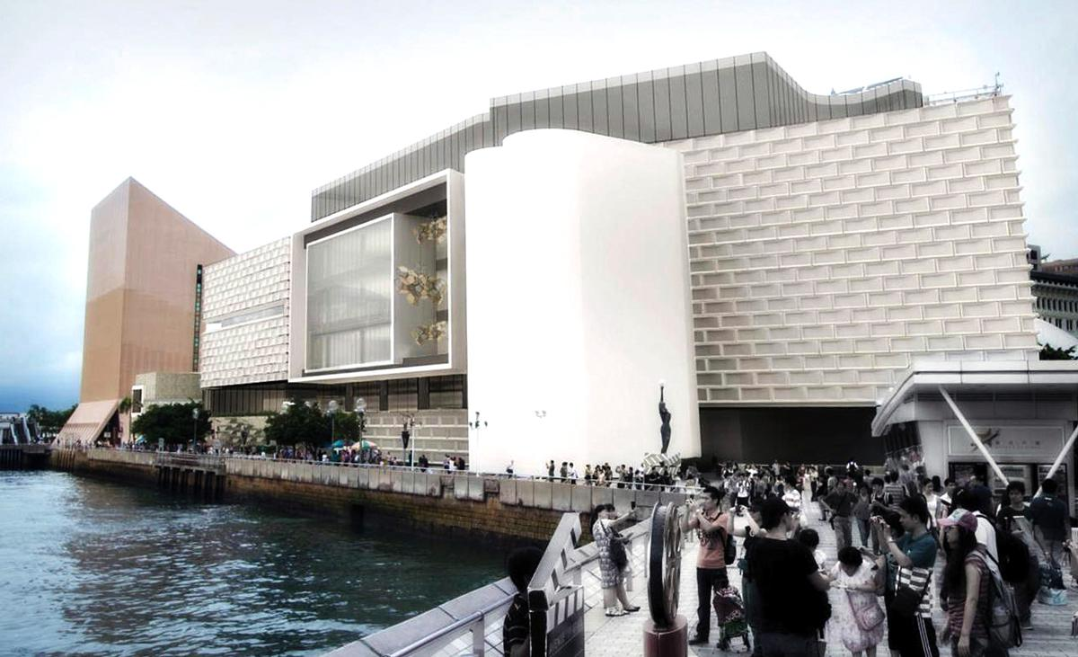 The re-christened Hong Kong Art Gallery will gain nearly double the amount of exhibition space