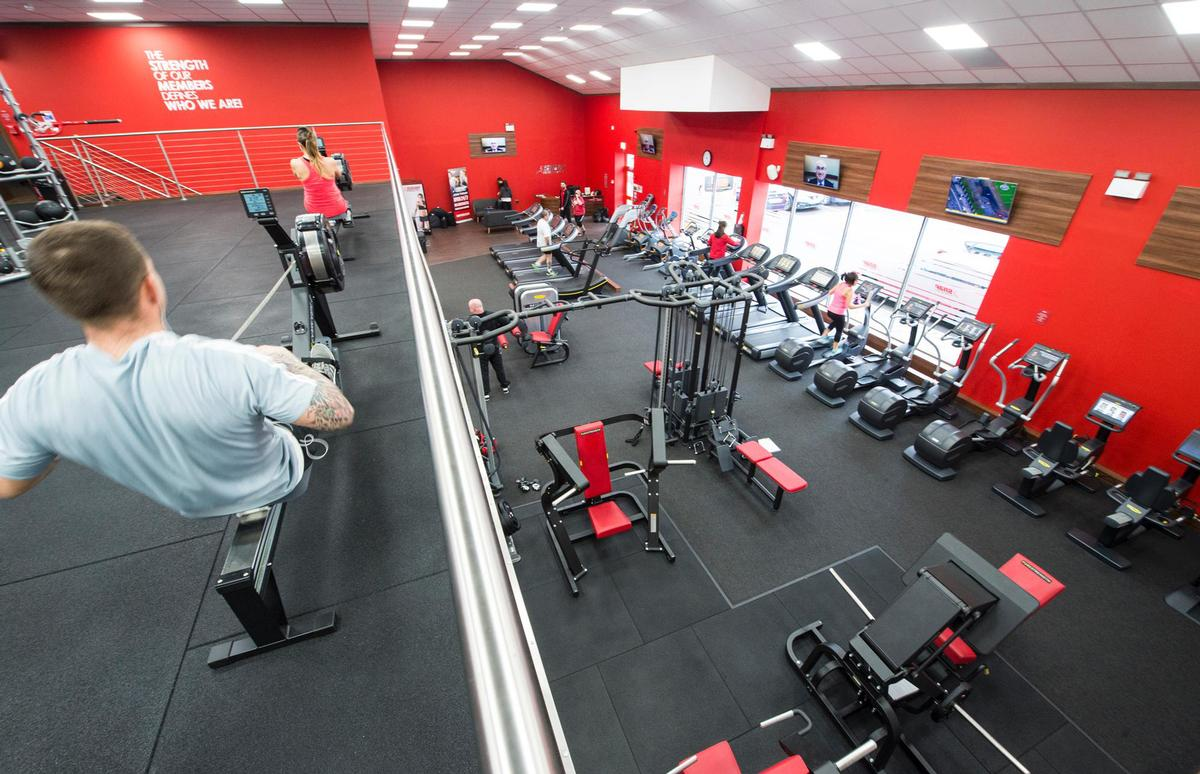 Snap Fitness is in the midst of an ambitious expansion push across the UK