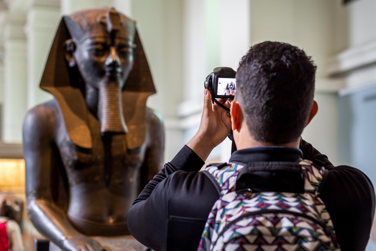British Museum remains the most visited attraction in England with nearly 6 million visitors / Shutterstock