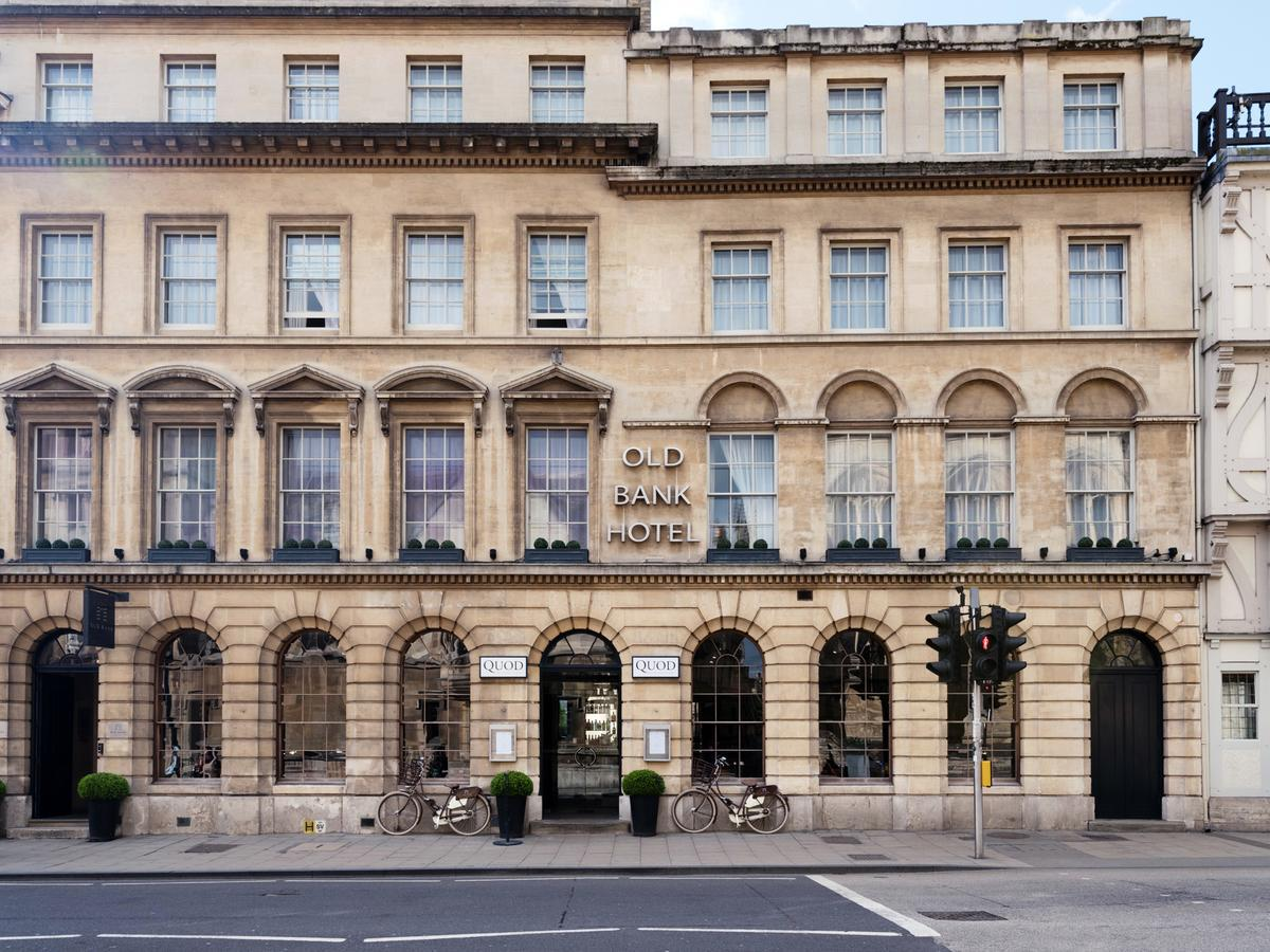 All bedrooms at the Old Bank have received a facelift and the hotel will also open a spectacular new rooftop room