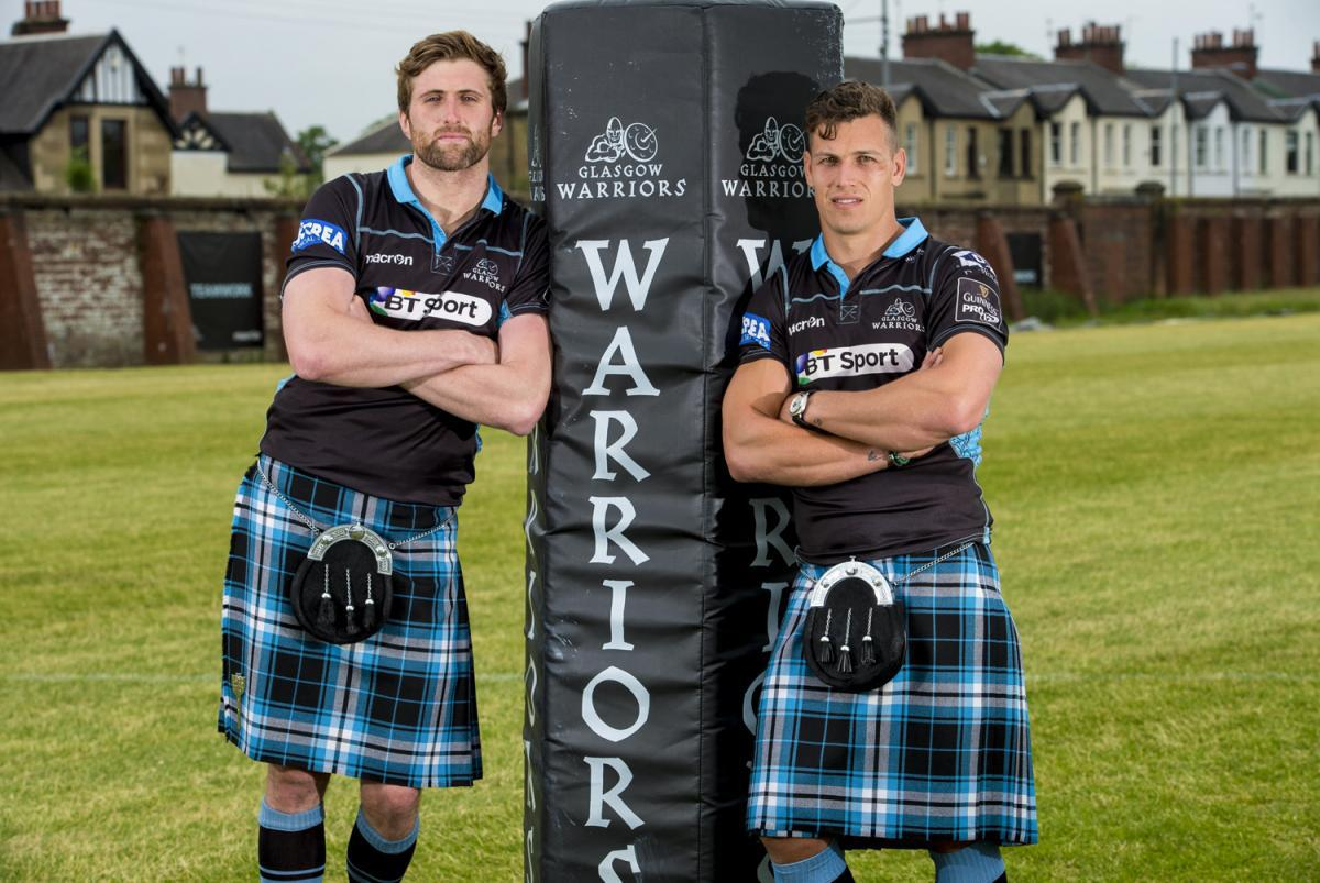 The partnership will allow Glasgow Warriors to track the value of the sponsorships it offers