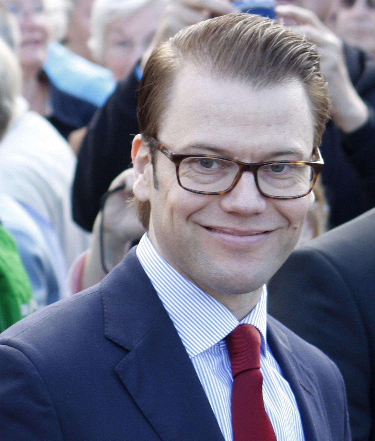 Balance was founded by Daniel Westling in 2006, who has since become Prince Daniel after marrying Swedish Crown Princess Victoria in 2010 / Shutterstock