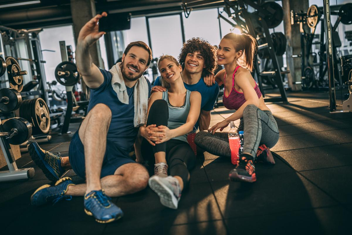 The insight suggests that group workouts and refer-a-friend schemes are one of the best ways for fitness operators to improve retention