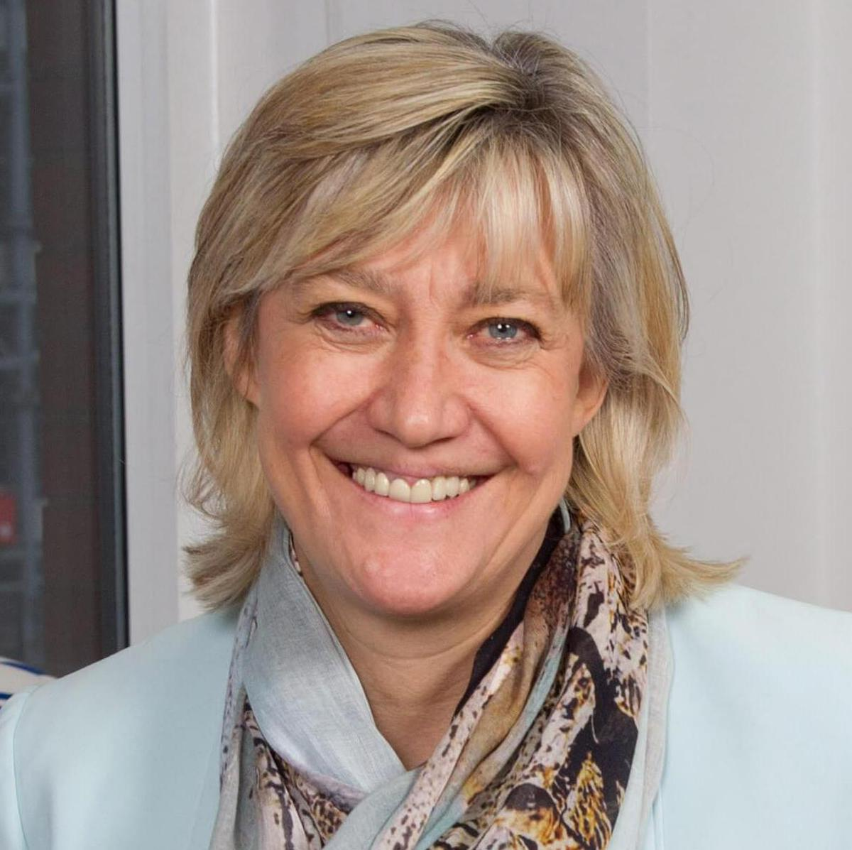 Jevans becomes the first woman to lead the EFL